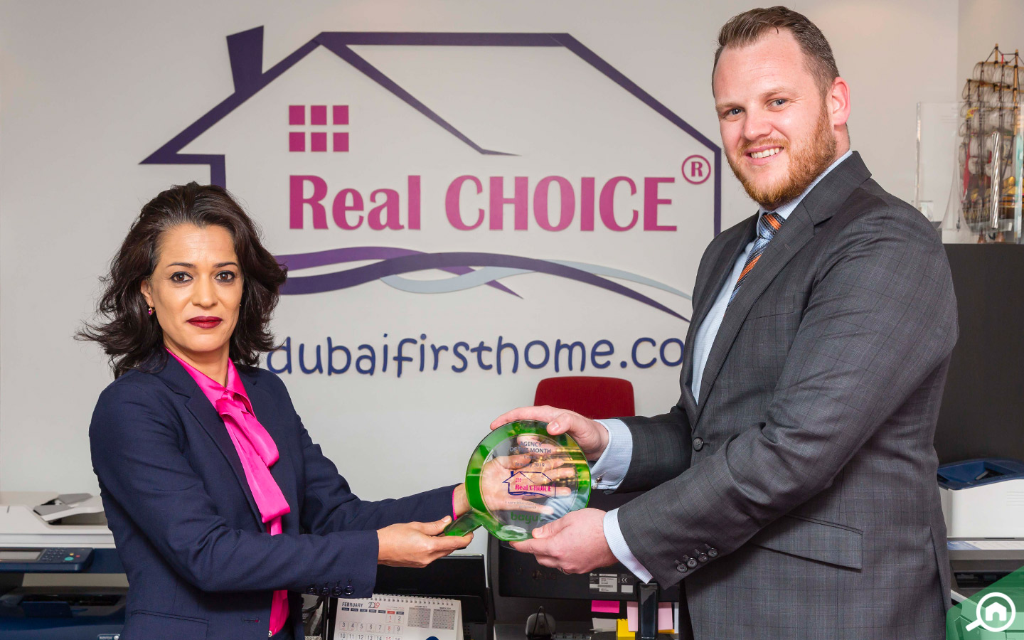 Hind Jouini - real choice dubai