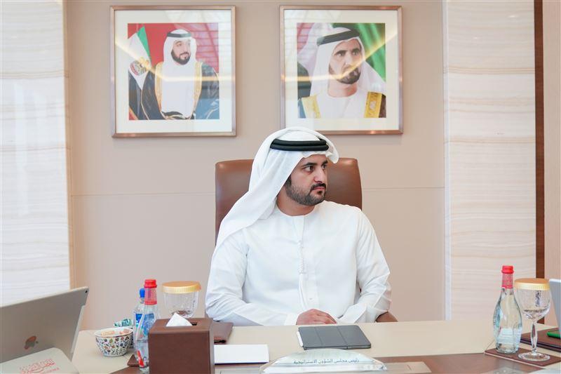 Sheikh Maktoum bin Mohammed bin Rashid Al Maktoum launches the new Virtual Company License