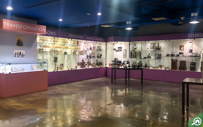 History of Cinema Museum in Al Barsha