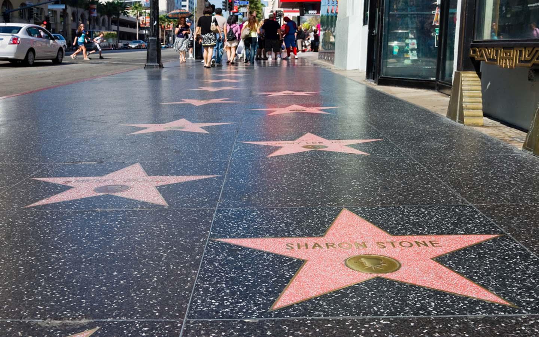 Dubai Stars-Dubai walk of Fame