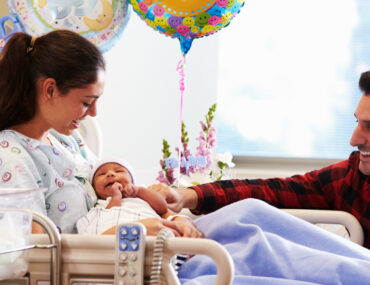 مستشفيات ولادة في الامارات