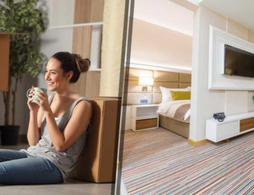 hotel apartment vs apartment concept