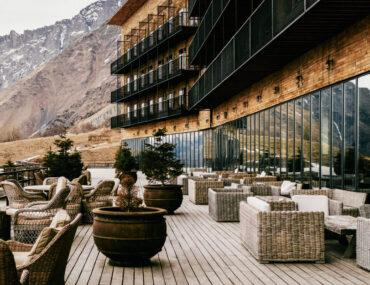 فندق جبلي