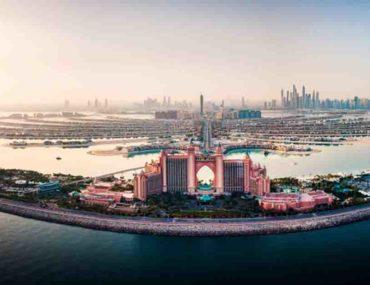 فنادق نخلة جميرا دبي