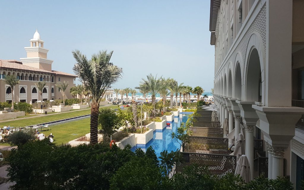 views of Rixos Premium Saadiyat Island