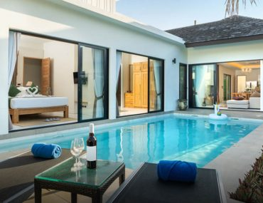 hotel with private pool in Abu Dhabi