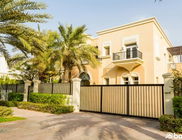 HHouse of the Week: A Sophisticated 6-Bedroom Villa in Emirates Hills