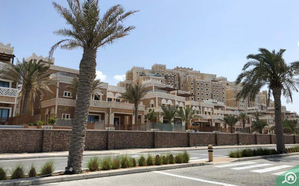Houses in Palm Jumeirah