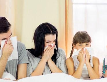 نصائح حماية منازلنا من مؤثرات الحساسية