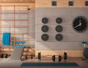 home gym in Dubai