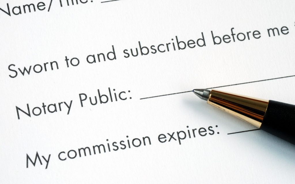POA or power of attorney consists of all the details about the power that is given to the agent
