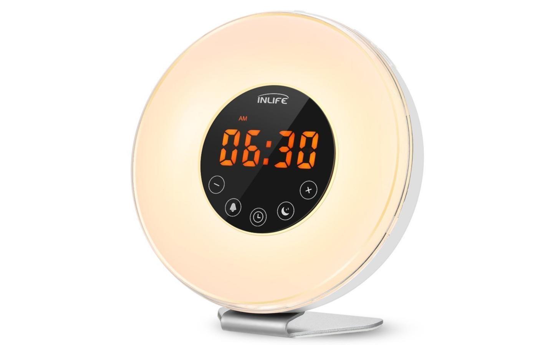 Wake up light alarm - smart home technology in Dubai
