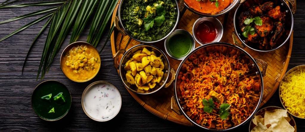 طعام هندي