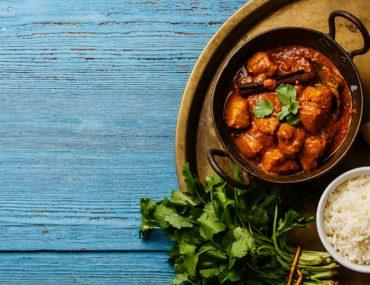 food at Indian restaurants in Abu Dhabi