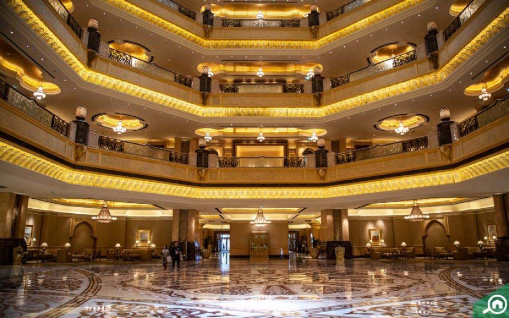 Emirates Palace interior