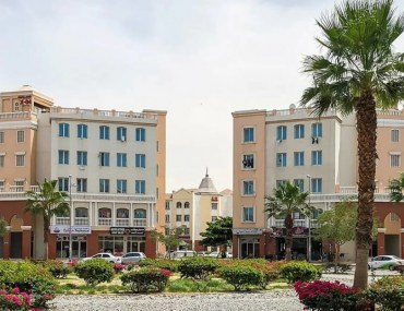 View of flats for rent in International City Dubai