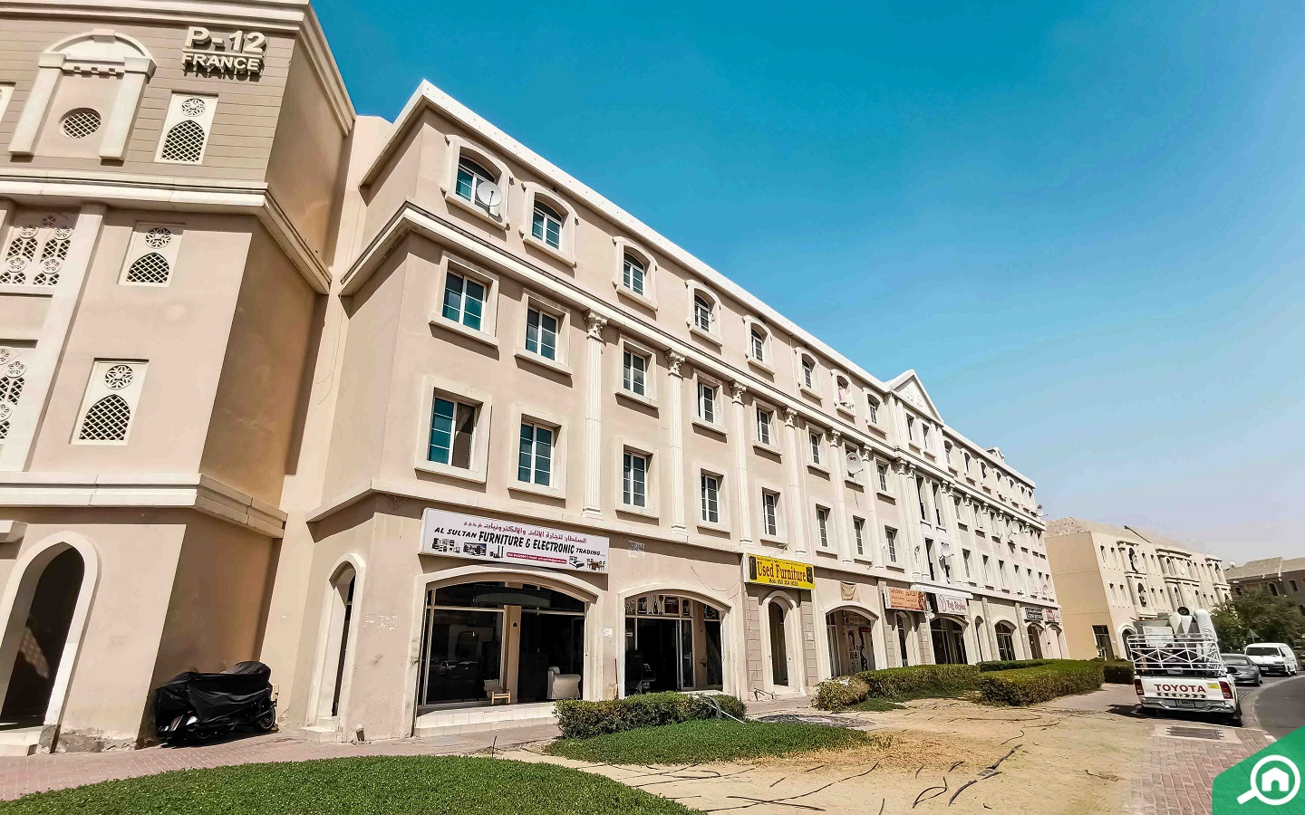 Best International City clusters for buying apartments