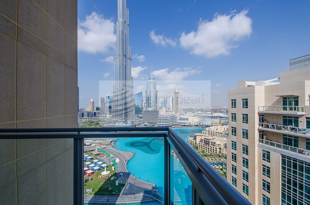House of the Week: 2-bed Apartment with Full Burj Khalifa and Fountain Views