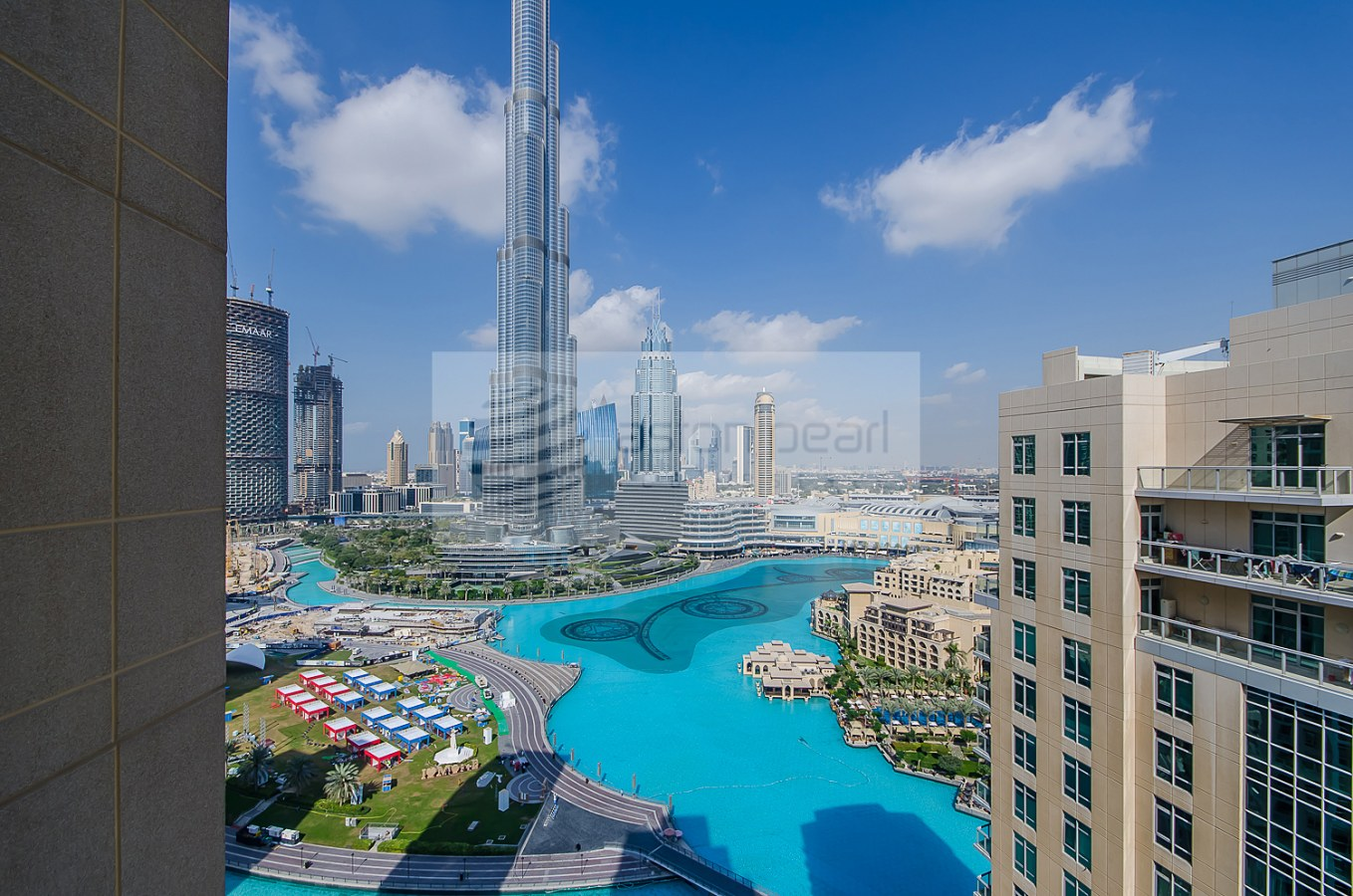 House of the Week: 2-bed with Full Burj Khalifa and Fountain Views