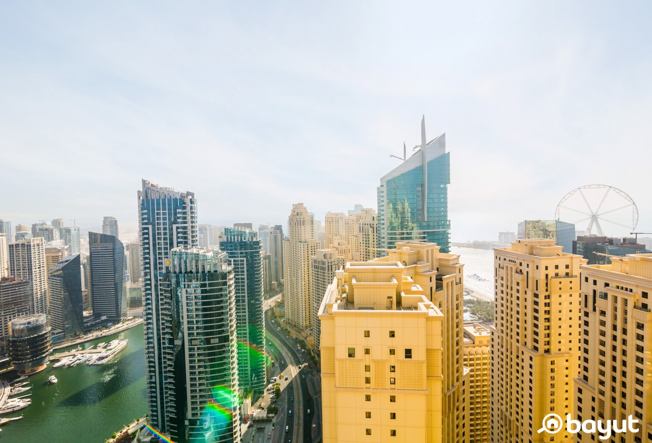 House of the Week: Opulent and Upgraded JBR Penthouse