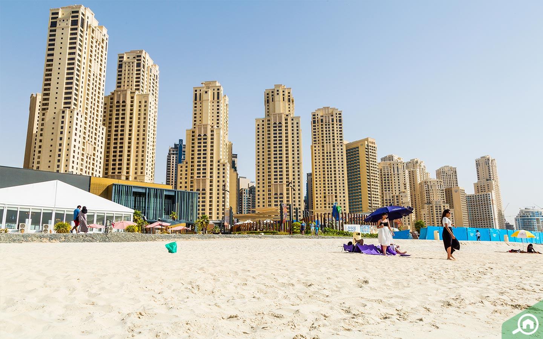 JBR apartments in Dubai