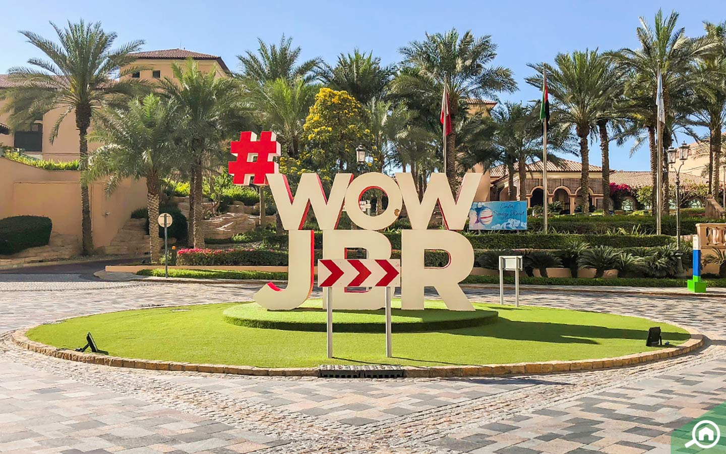 Insta-friendly places in JBR