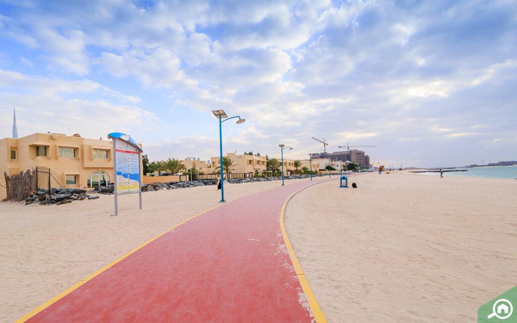 جميرا المفتوحة في دبي