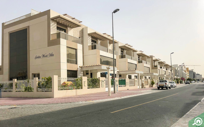 JVC townhouse villas
