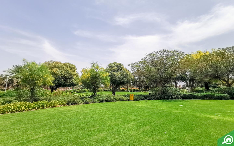 Al Jahili Park in Al Ain