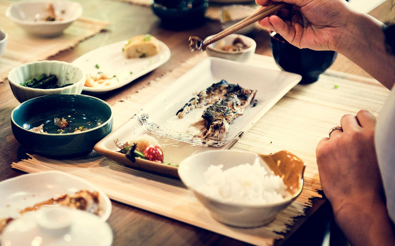 طعام ياباني