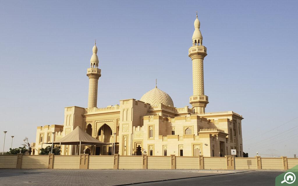 Mosque in Jebel Ali