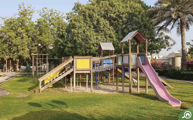 Kids Park in Jebel Ali