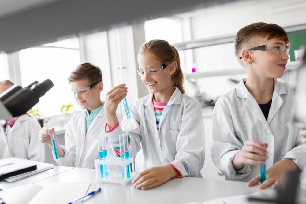 مختبر علوم