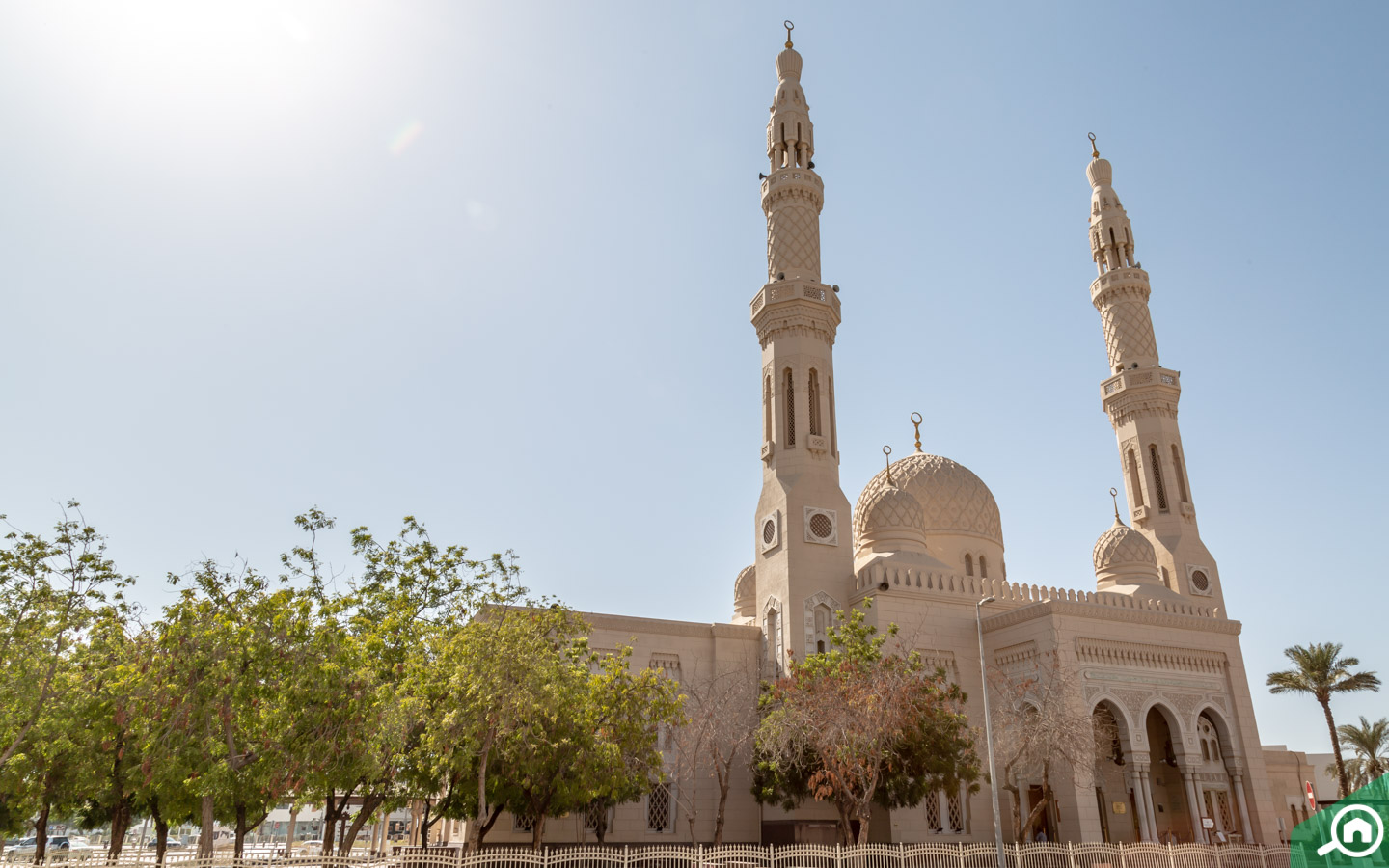 All About Jumeirah Mosque Dubai Location Timings Guided