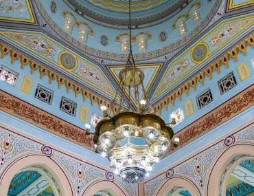 زخارف مسجد جميرا الكبير في دبي