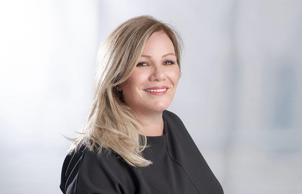 Katie Burnell, Head of Residential Sales & Leasing at Savills Abu Dhabi