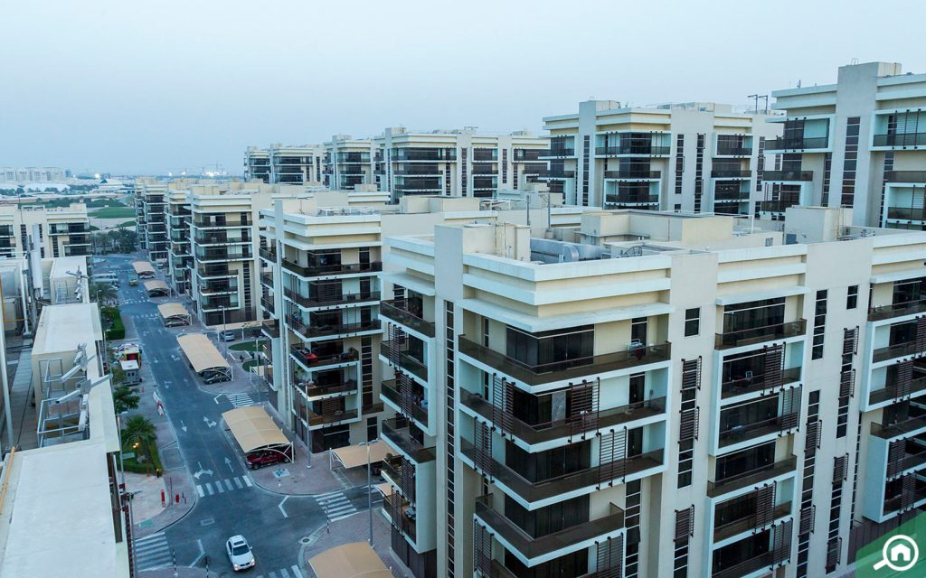 Khalifa City A apartments