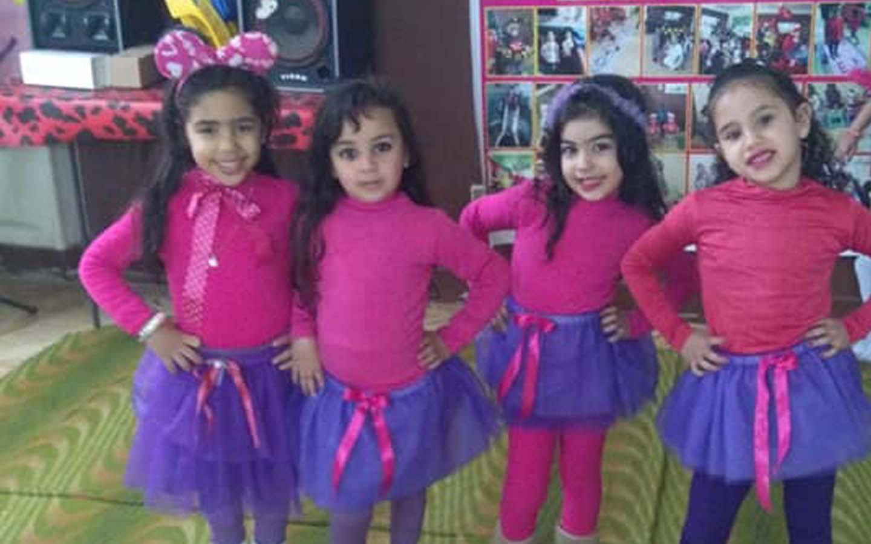Little girls at Kids Kingdom Nursery