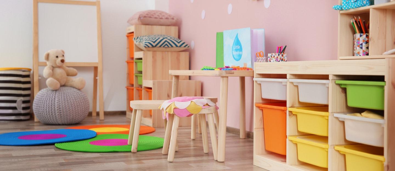 غرف نوم اطفال مميزة