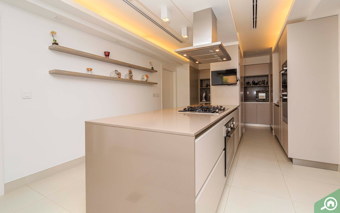 Kitchen with German Fittings and fixtures