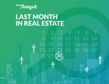 last month in real estate - November 2020