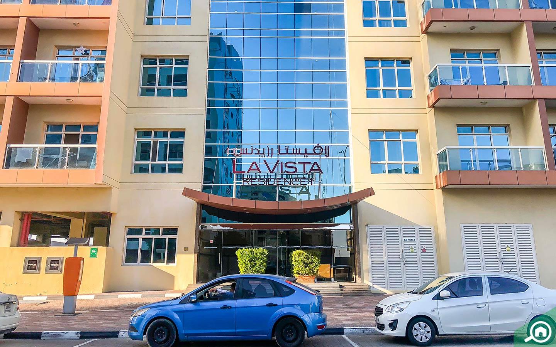 La Vista Building in DSO