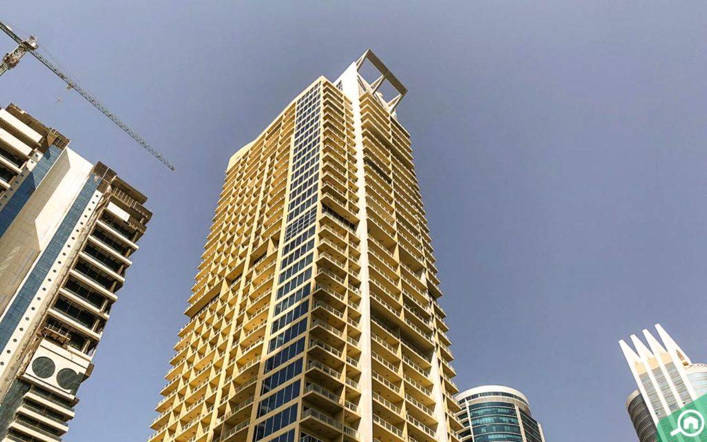 Lake View Tower in JLT Dubai