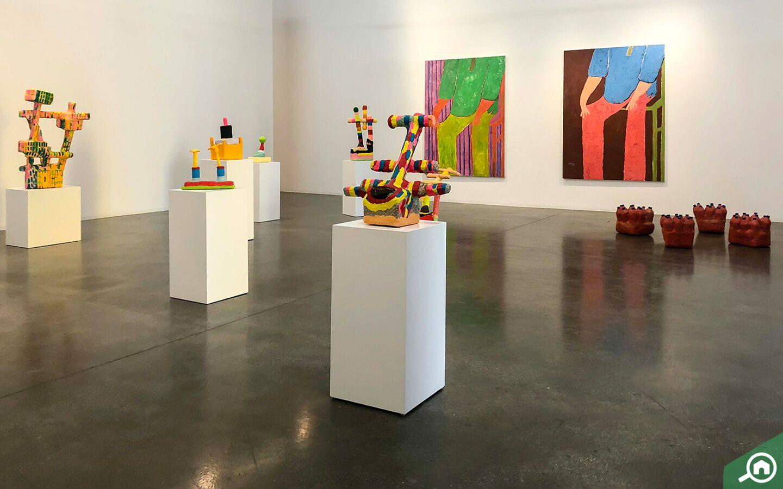 Lawrie Shabibi is a contemporary art gallery in Alserkal Avenue, Dubai.