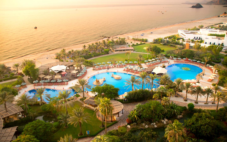Le Meridien, one of the hotels in Fujairah