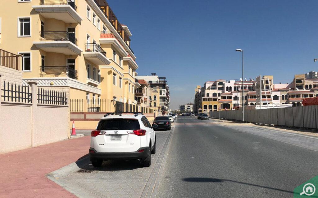 JVC is a peaceful neighbourhood in Dubai