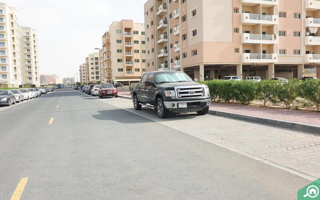 Liwan street view