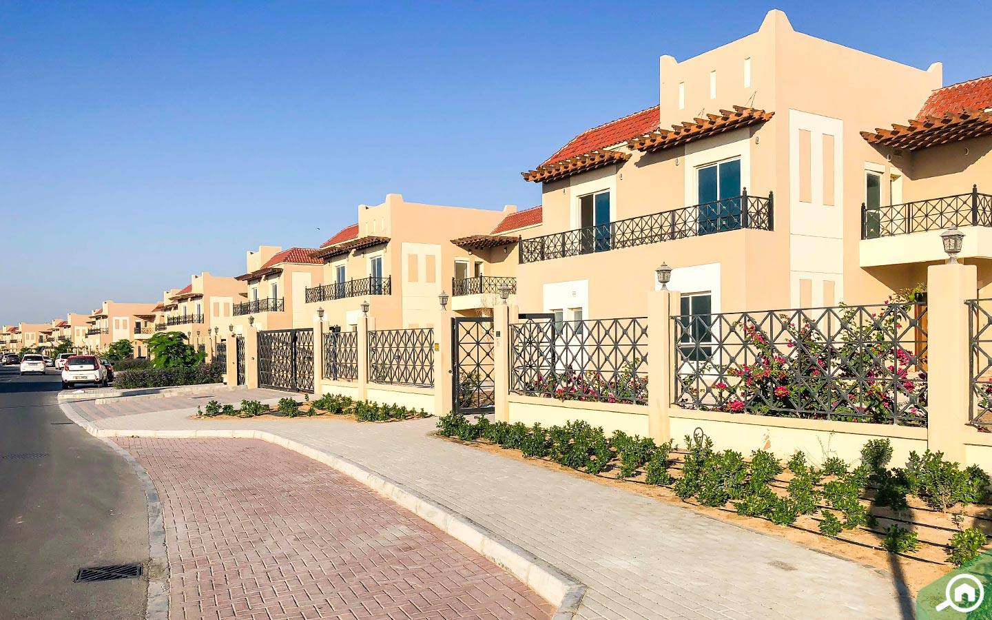 Townhouses in Dubailand
