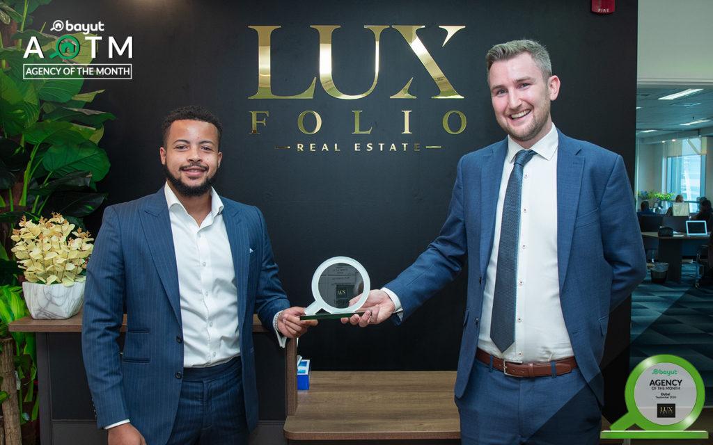 Matthew Metaxas, Leasing Agent at Luxfolio Real Estate Dubai, top real estate company in Dubai