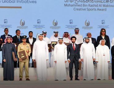 جائزة الابداع الرياضي